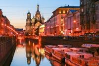 Санкт-Петербург, любимый город